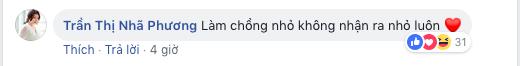Nhã Phương cho biết, đến ông xã Trường Giang còn không nhận ra vợ.
