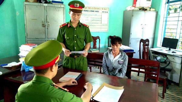Nguyễn Văn Phước tại cơ quan điều tra