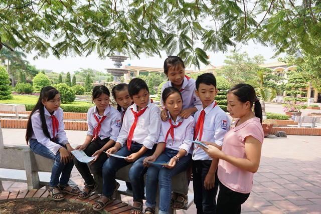 Sức khỏe sinh sản vị thành niên, thanh niên là một trong những yếu tố quan trọng có ý nghĩa quyết định đến chất lượng dân số, chất lượng nguồn nhân lực và tương lai của giống nòi. Ảnh N.Mai