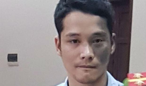 Bị cáo Trần Văn Việt tại phiên tòa phúc thẩm.