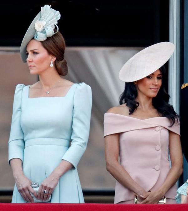 Mâu thuẫn của chị em dâu hoàng gia Anh bị đẩy lên đỉnh điểm.