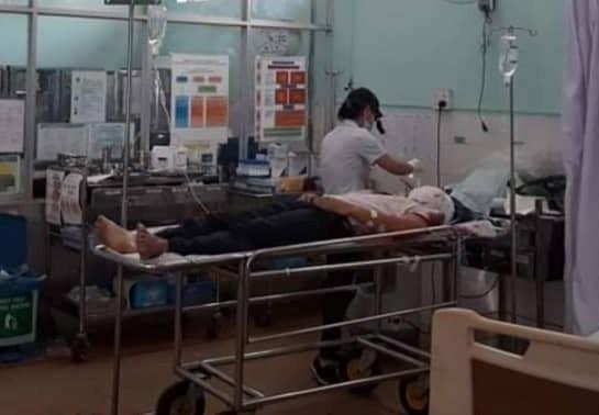 Sức khỏe bệnh nhân Hiếu đã qua cơn nguy kịch.