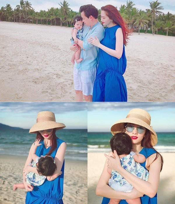 Hoa hậu Đặng Thu Thảo may mắn tìm được tấm chồng như ý