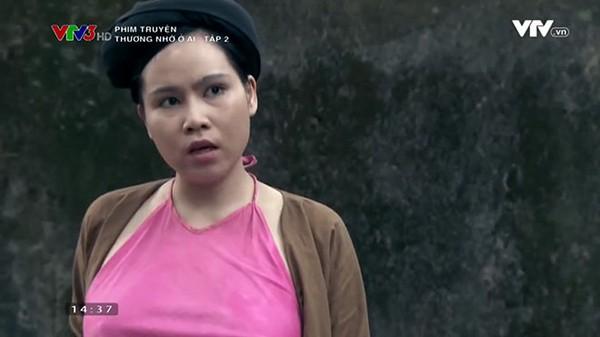 Trương Phương chấp nhận thả rông để làm tốt vai diễn của mình trong Thương nhớ ở ai.