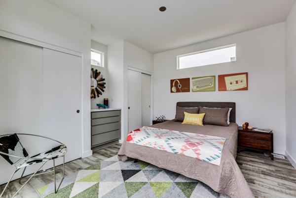 Một phòng ngủ khác trong nhà