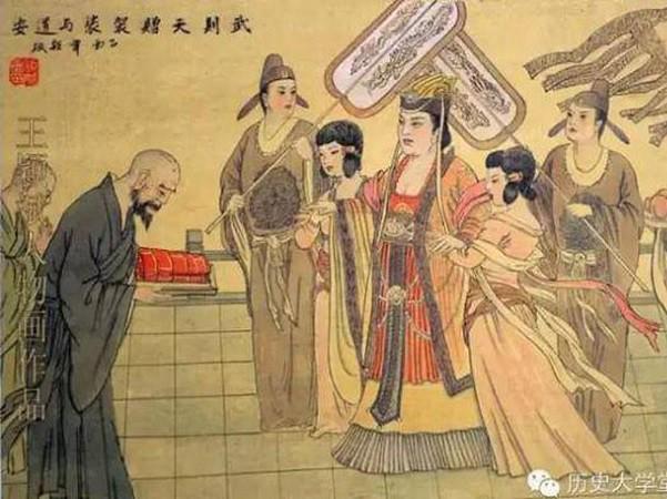 Tiết Hoài Nghĩa - 1 trong số những người tình được sủng ái nhất của Võ Tắc Thiên - sau bị đánh đến chết