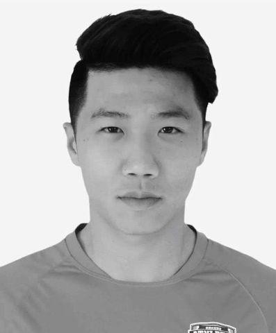 Cầu thủ trẻ Đinh Quốc Lương.
