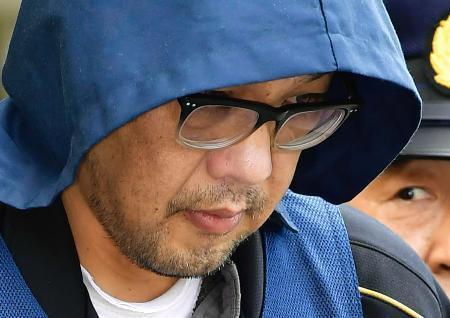 Chân dung nghi phạm Yasumasa Shinbuya.