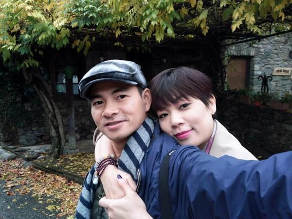 Vợ chồng Xuân Bắc- Hồng Nhung.