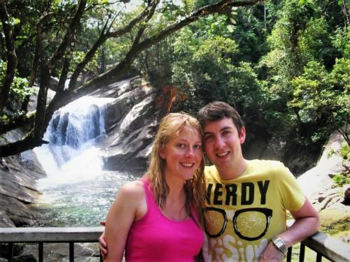 Kathy và Noel gặp nhau tại trường đại học. Năm nay họ cùng 29 tuổi. Ảnh: The Sun.