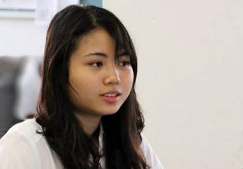 Nguyễn Vũ Linh (18 tuổi) được học bổng hơn 6 tỷ của đại học ở Mỹ. Ảnh: NVCC.