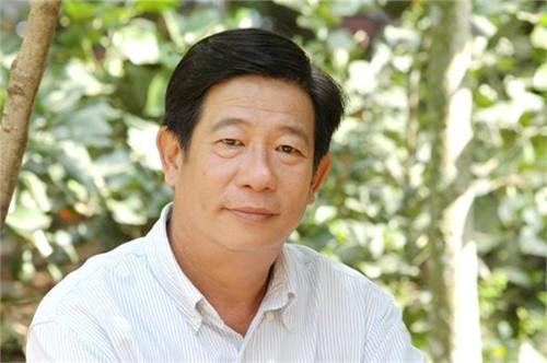 Diễn viên Nguyễn Hậu.