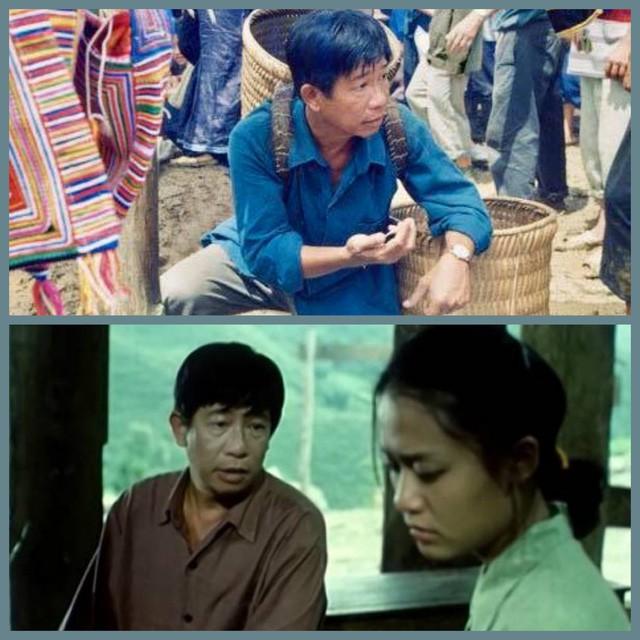 Nguyễn Hậu trong phim Thung lũng hoang vắng