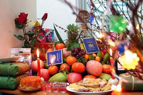 Những món ăn không thể thiếu trong mâm cỗ cúng Rằm Tháng Giêng để cả năm may mắn