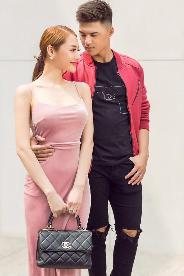Nhân dịp Valentine 2018, Lâm Vinh Hải và Linh Chi tung ra bộ ảnh tình tứ. Chúng tôi chụp ảnh đôi để ôn lại kỷ niệm khi còn yêu nhau. Tôi luôn quý mến Linh Chi nên mong tình bạn này sẽ kéo dài mãi mãi, Lâm Vinh Hải nói.