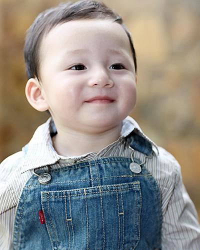 Vẻ ngoài dễ thương của Bảo Nam từng gây sốt mạng xã hội.