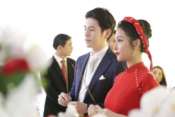 Cặp đôi được người xem nhận xét là trai tài gái sắc.