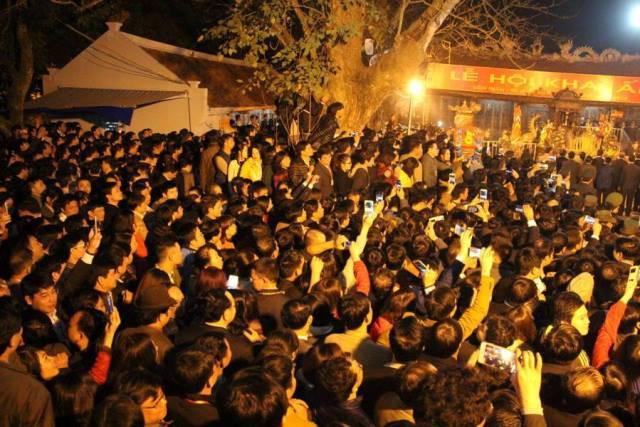 Theo BTC, lễ hội khai ấn đền Trần 2018 sẽ đảm bảo đủ ấn phát cho du khách. Ảnh: TL