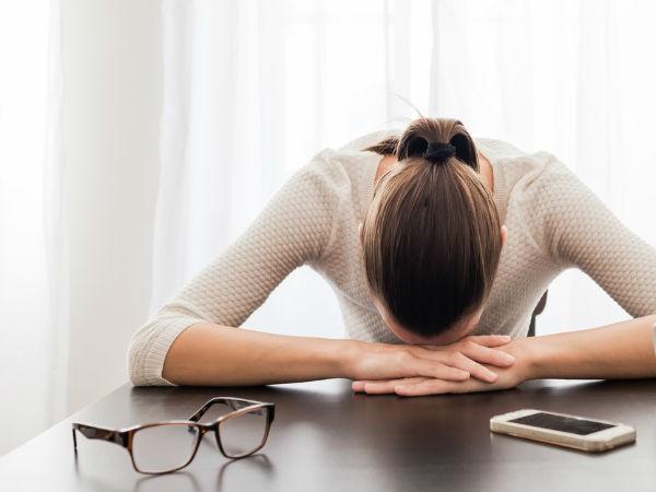 Tránh làm 8 điều này khi bạn quá mệt mỏi và kiệt sức