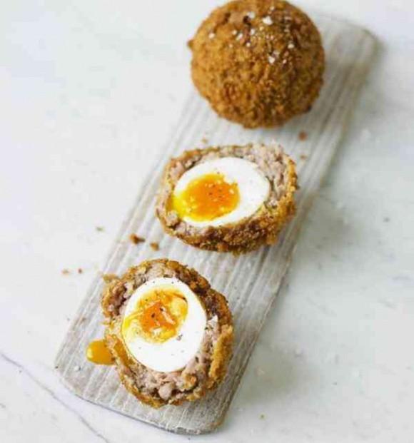 Trứng là thực phẩm không nên ăn khi bị cảm lạnh