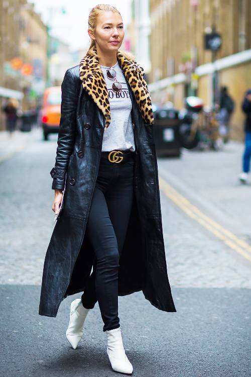 Thắt lưng Gucci: Khi ranh giới giữa sự đơn giản và đa dạng là không có
