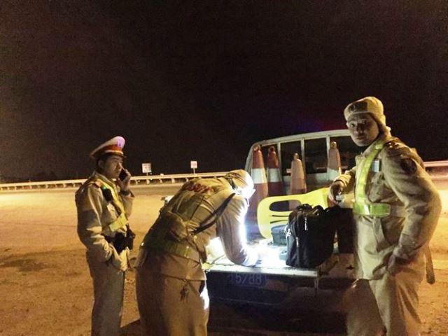 Thông tin bất ngờ vụ lái xe tố CSGT Bắc Giang hành hung