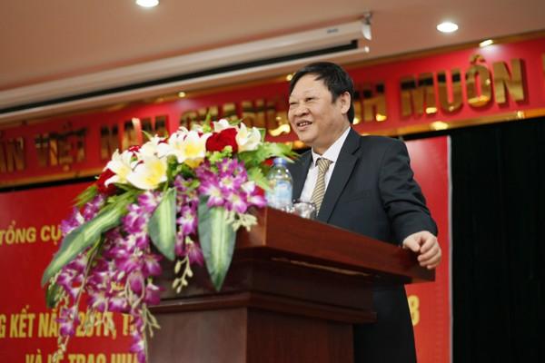 Thứ trưởng Bộ Y tế Nguyễn Viết Tiến.