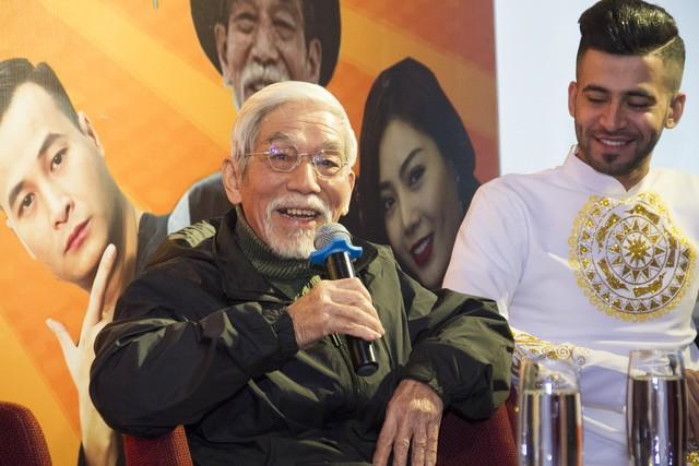 NSƯT Mai Ngọc Căn sẽ tái ngộ khán giả truyền hình trong phim sitcom Chung cư rắc rối.