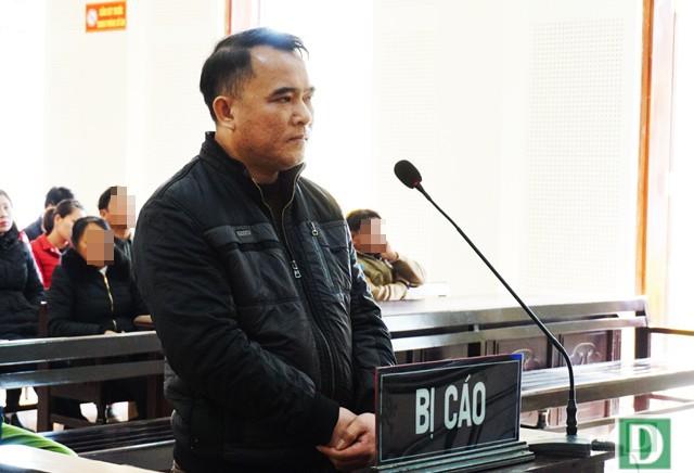 Nguyễn Đại Hiền tại phiên tòa