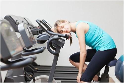 Lười vận động khiến cơ thể dễ mắc bệnh. Ảnh minh họa