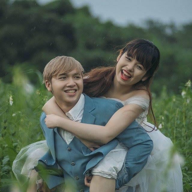 Thay vì sử dụng danh tiếng của chị gái để làm bàn đạp tiến thân trong showbiz, Trần Lê Nhật đã sớm kết hôn và ổn định cuộc sống riêng.
