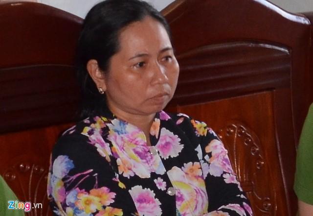 Nữ chủ hụi ở miền Tây bị bắt tạm giam 4 tháng để điều tra. Ảnh: Công an cung cấp.