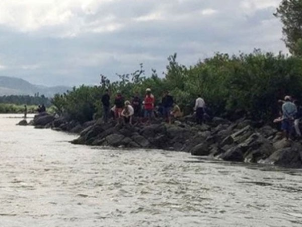 Thi thể 3 học sinh mất tích trên sông Ba được tìm thấy cách hiện trường hơn 3km