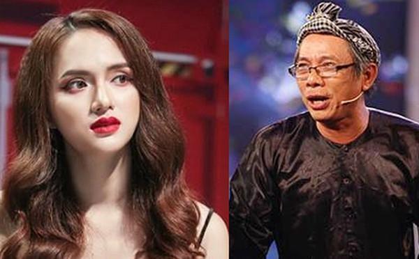 Hương Giang Idol đã xúc phạm nghệ sĩ Trung Dân trong một gameshow vào tháng 5/2017.