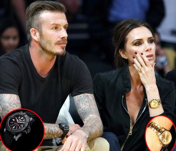 Chiếc đồng hồ này được cựu danh thủ David Beckham khá yêu thích.