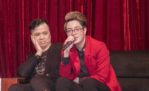 Bùi Anh Tuấn tiết lộ Lệ Rơi sẽ có mặt trong MV của anh.