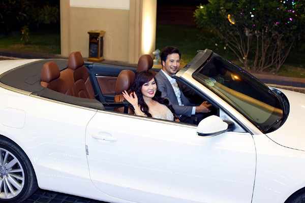 Đoàn Thanh Tài gây sốc khi dùng xe tiền tỉ đưa đón bạn gái tin đồn Kavie Trần