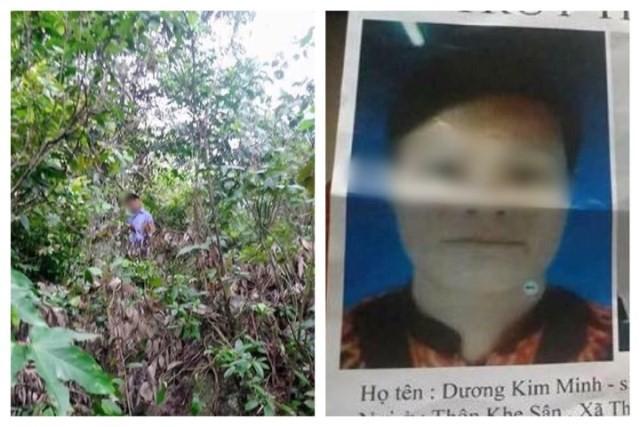Dương Kim Minh tự sát sau khi sát hại hai bố con hàng xóm vì mâu thuẫn tranh chấp đất rừng.