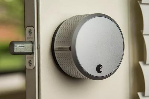 August Smart Lock.