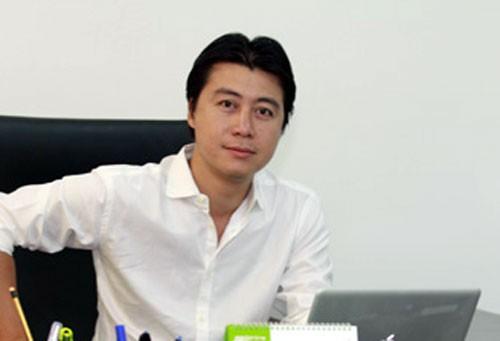 Phan Sào Nam thời điểm làm Chủ tịch VTC Online. Ảnh: VTC Online