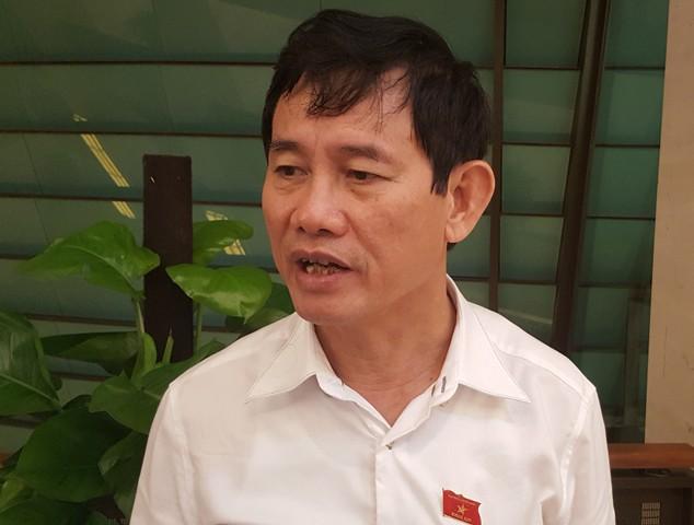 Đại biểu Nguyễn Ngọc Phương, ủy viên Uỷ ban về các vấn đề xã hội của Quốc hội.