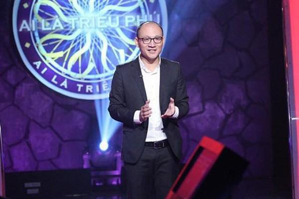 MC Phan Đăng chia sẻ cảm nhận về chương trình Ai là triệu phú.