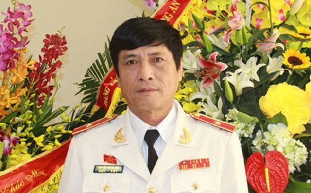 Chân dung cựu Cục trưởng Cục C50 Nguyễn Thanh Hóa vừa bị bắt. Ảnh: T.L