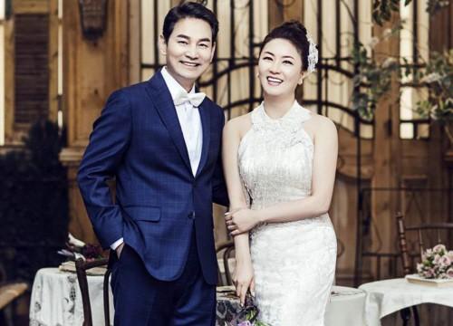 Kim Hye Seon kết hôn với người chồng thứ ba vào năm 2016.