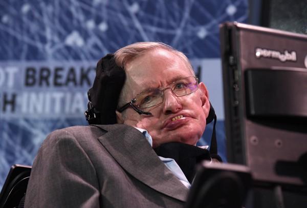 Stephen Hawking là nhà thiên tài trong ngàng Vật lý vũ trụ.