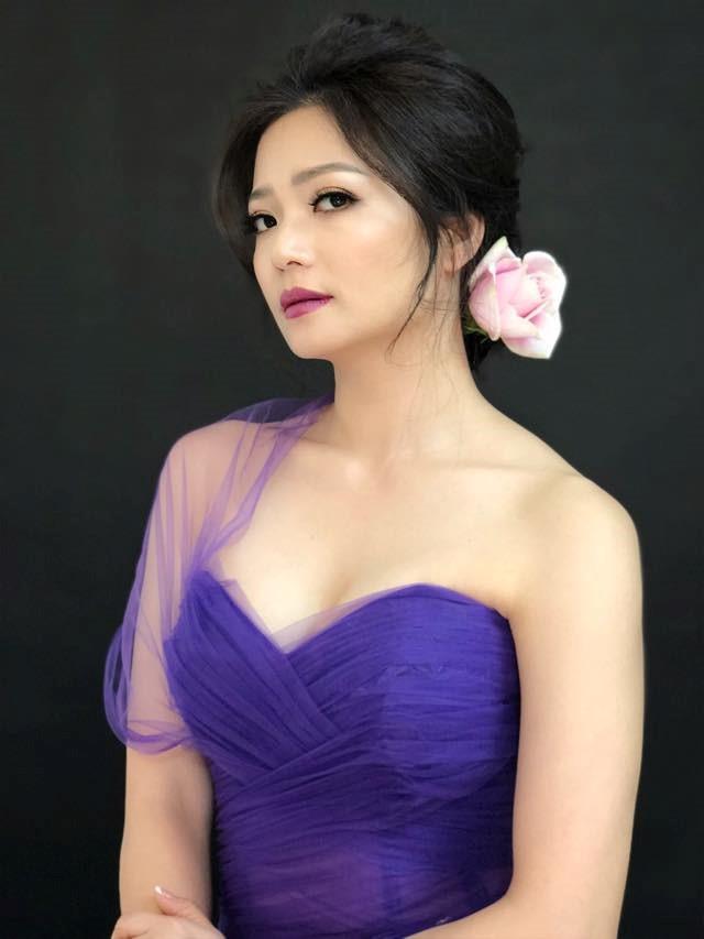 Diễn viên Kiều Anh tâm sự cô vượt lên nhiều sóng gió để làm mẹ đơn thân.