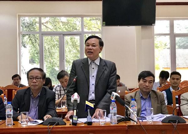 Ông Đàm Xuân Thành, Phó Cục trưởng Cục Thú y khẳng định các lô hàng thịt bò nhập khẩu về Việt Nam đều được kiểm soát chặt về an toàn thực phẩm