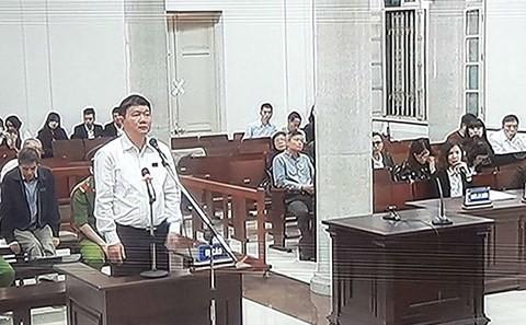 Thương vụ góp 800 tỉ đồng vào Oceanbank đã dẫn ông Thăng đến tòa. (ảnh: HC)