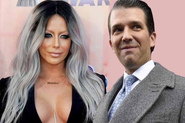 Con trai cả ông Trump từng ngoại tình khi vợ mang bầu con thứ ba