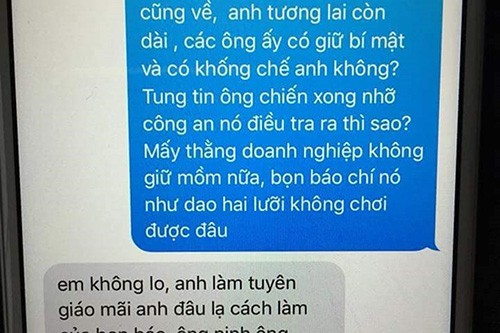 Phó bí thư tỉnh Thanh Hóa đề nghị truy tìm kẻ tung tin 'có bồ nhí'